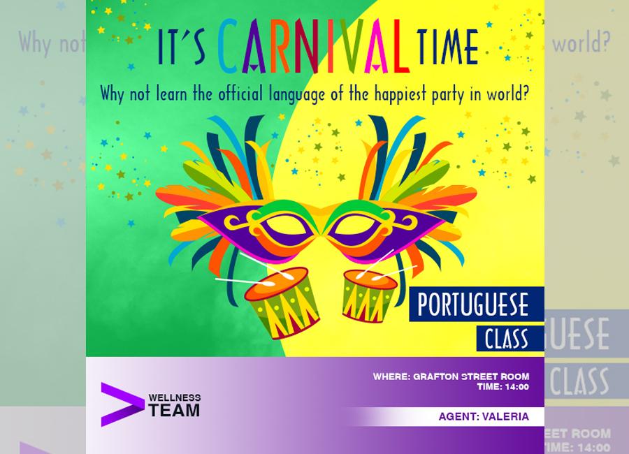 Portuguese Class